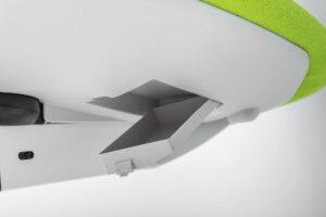 Detska rostouci zidle Maximo detail 4 - Delso - dětský, kancelářský a bytový nábytek