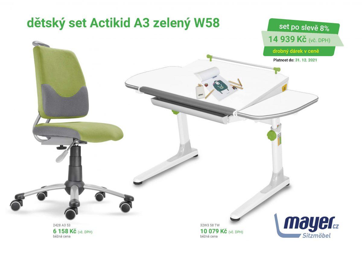 MAYER CZ KIDS set A3 zeleny W58 CZK 2021 05 scaled - Delso - dětský, kancelářský a bytový nábytek