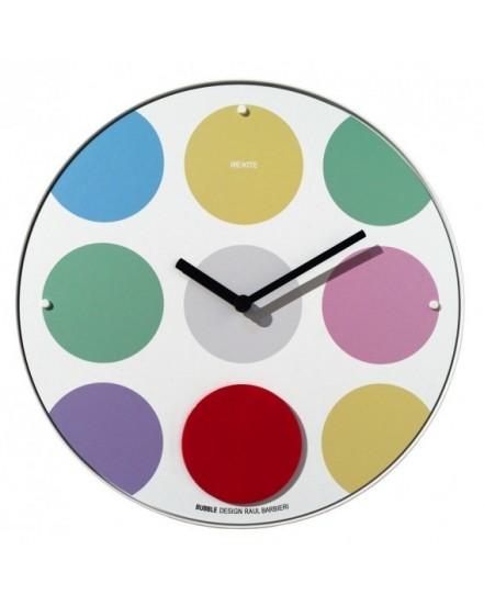 bubble designove hodiny - Delso - dětský, kancelářský a bytový nábytek