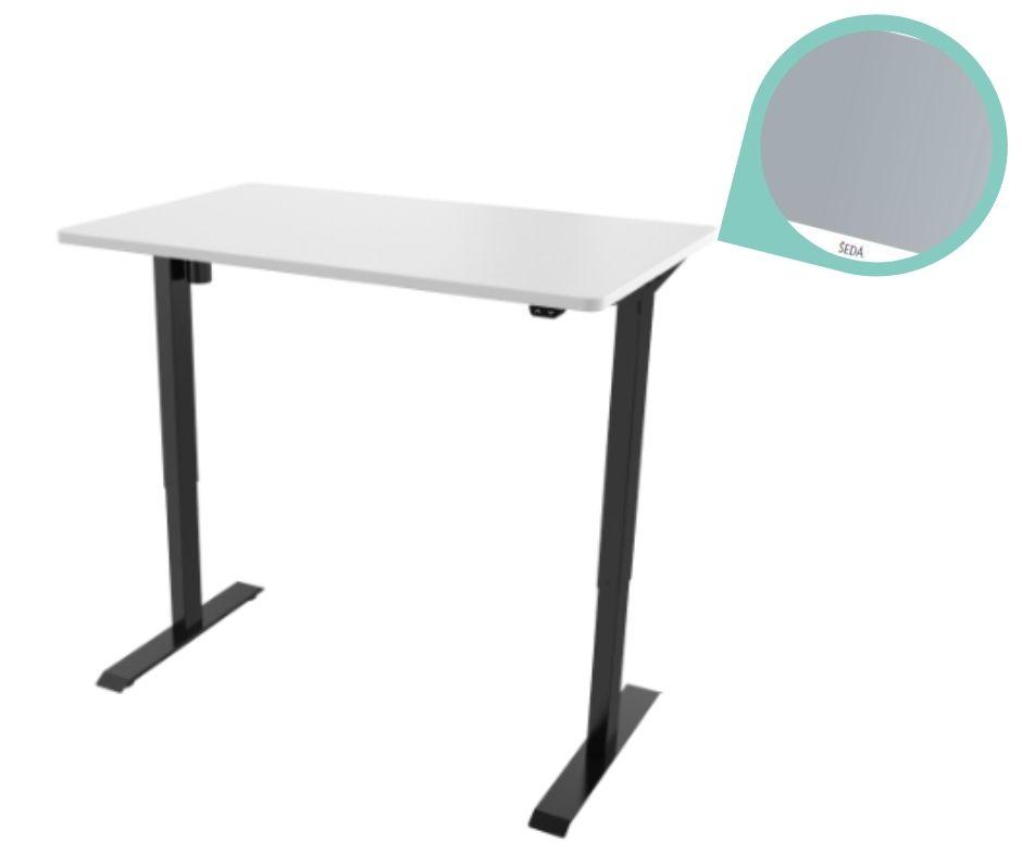 def114 cerna seda - Delso - dětský, kancelářský a bytový nábytek