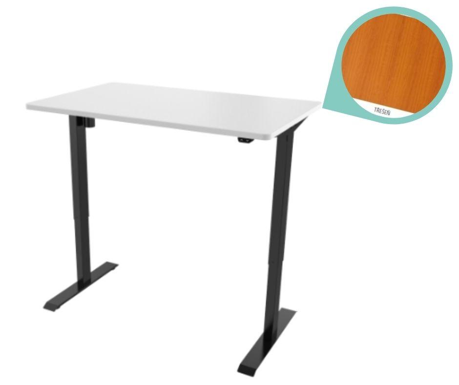 def114 cerna tresen - Delso - dětský, kancelářský a bytový nábytek