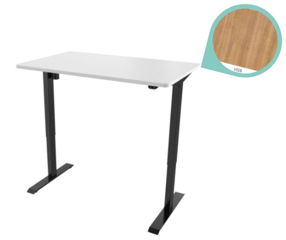 def114 cerna visen - Delso - dětský, kancelářský a bytový nábytek