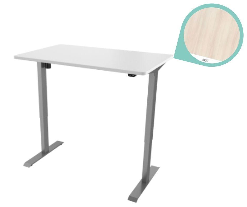 def114 seda akat - Delso - dětský, kancelářský a bytový nábytek