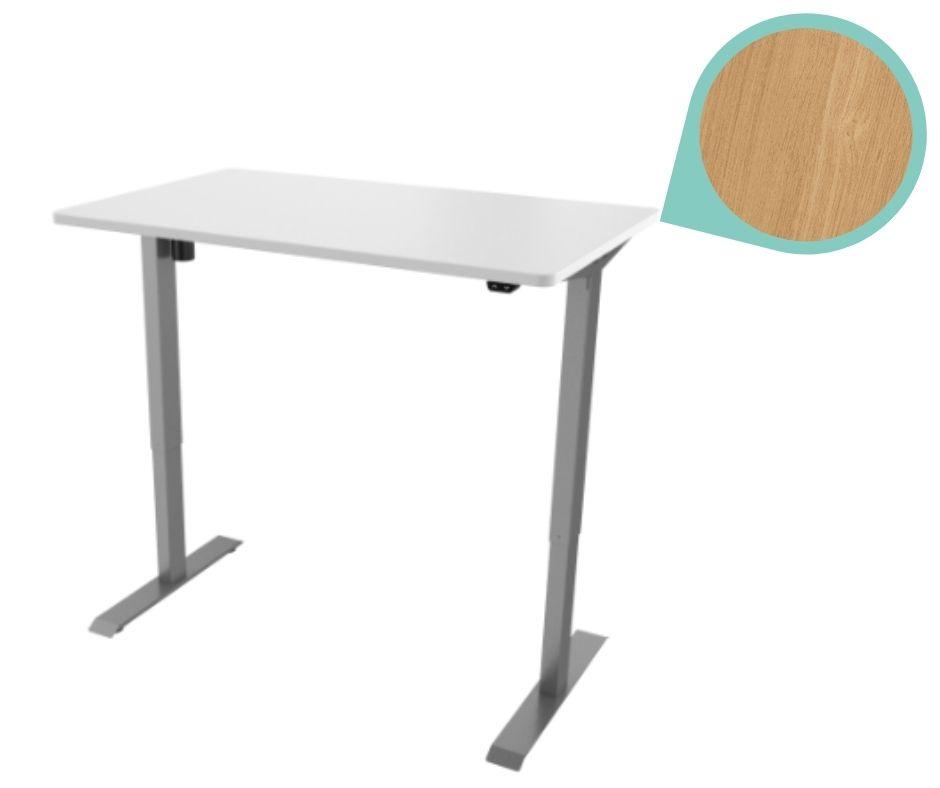 def114 seda dub - Delso - dětský, kancelářský a bytový nábytek