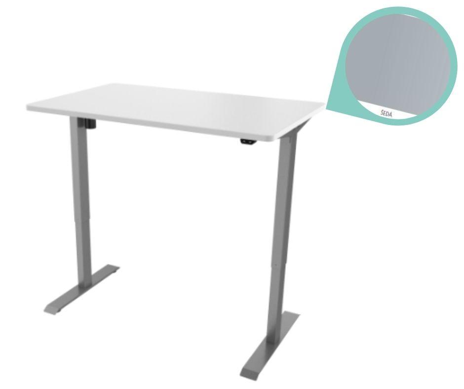 def114 seda seda - Delso - dětský, kancelářský a bytový nábytek