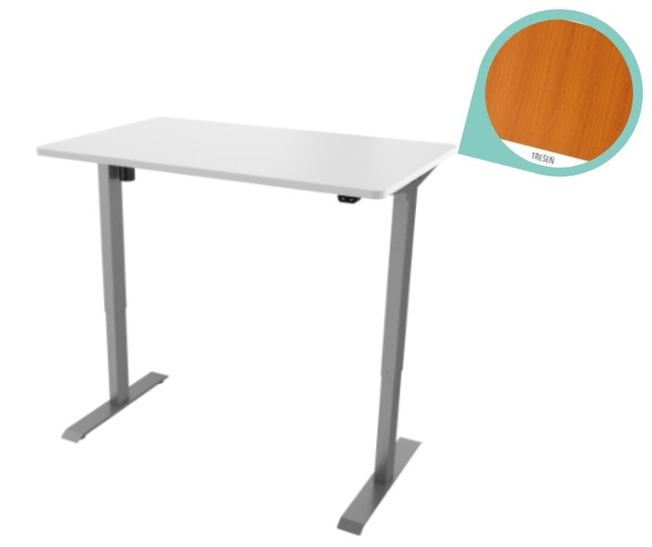 def114 seda tresen - Delso - dětský, kancelářský a bytový nábytek