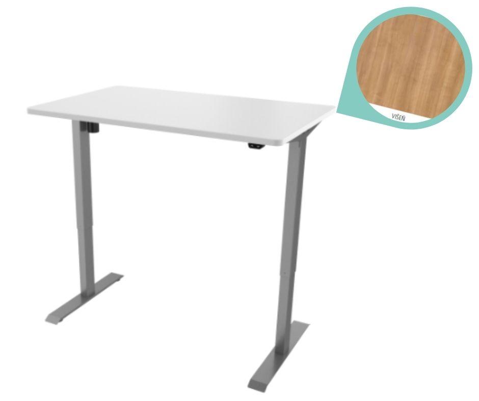 def114 seda visen - Delso - dětský, kancelářský a bytový nábytek