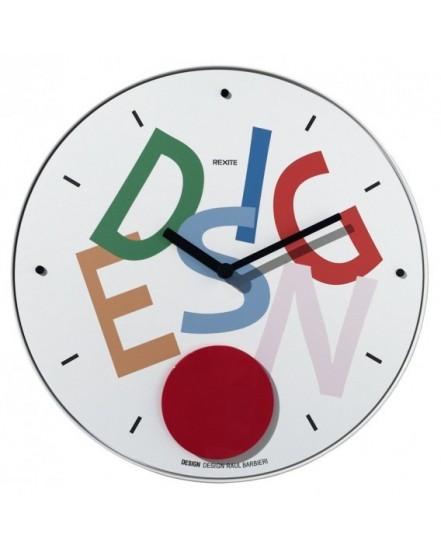 design designove hodiny - Delso - dětský, kancelářský a bytový nábytek
