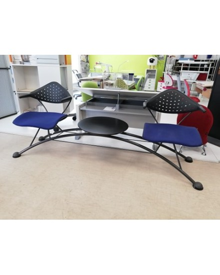 dvojsed se stolkem - Delso - dětský, kancelářský a bytový nábytek