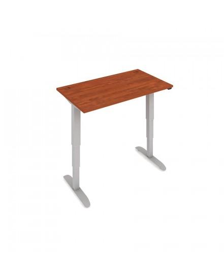 elektr stav stul delky 120 cm stand ovlad 1 - Delso - dětský, kancelářský a bytový nábytek