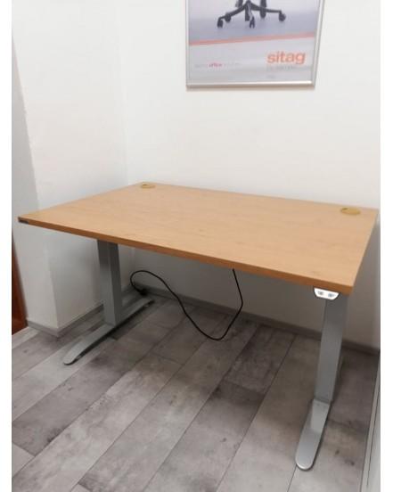 elektricky vyskove stavitelny stul motion hobis - Delso - dětský, kancelářský a bytový nábytek