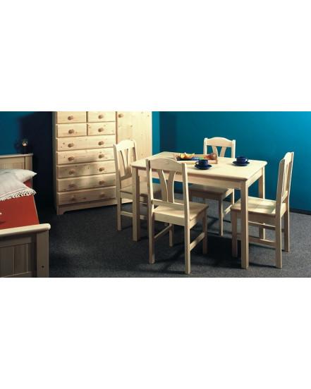 jidelni stul ii - Delso - dětský, kancelářský a bytový nábytek