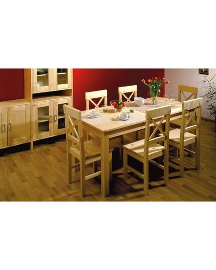 jidelni stul iii - Delso - dětský, kancelářský a bytový nábytek