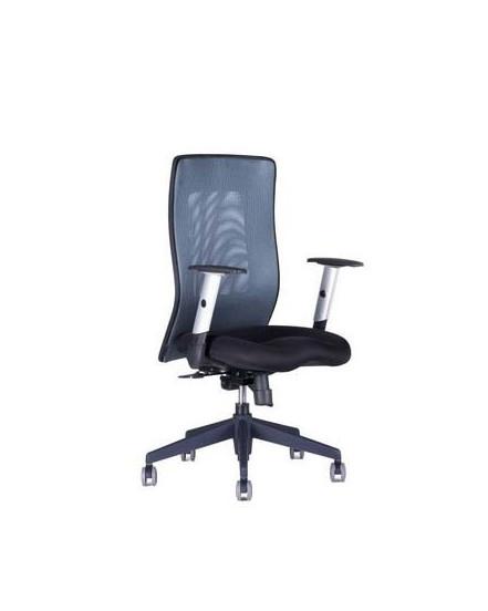 kancelarska zidle 14a11 modra 1 - Delso - dětský, kancelářský a bytový nábytek