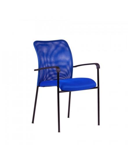kancelarska zidle dk 90 modra 1 - Delso - dětský, kancelářský a bytový nábytek