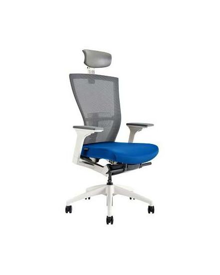 kancelarske kreslo s podhlavnikem bi 203 zelena 1 - Delso - dětský, kancelářský a bytový nábytek