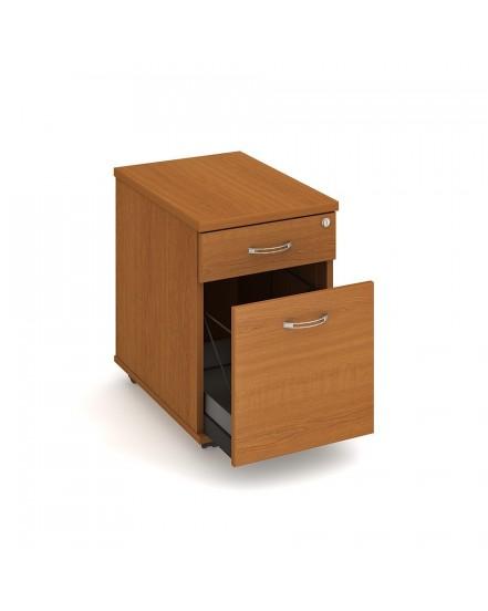 kontejner 2 zasuvky podel 60cm - Delso - dětský, kancelářský a bytový nábytek