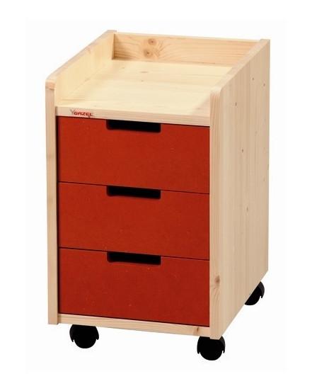 kontejner mario - Delso - dětský, kancelářský a bytový nábytek