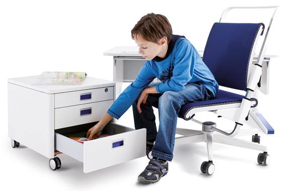 kontejnery - Delso - dětský, kancelářský a bytový nábytek
