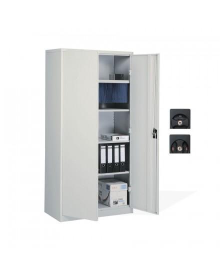 kovova skrin univerzalni seda - Delso - dětský, kancelářský a bytový nábytek