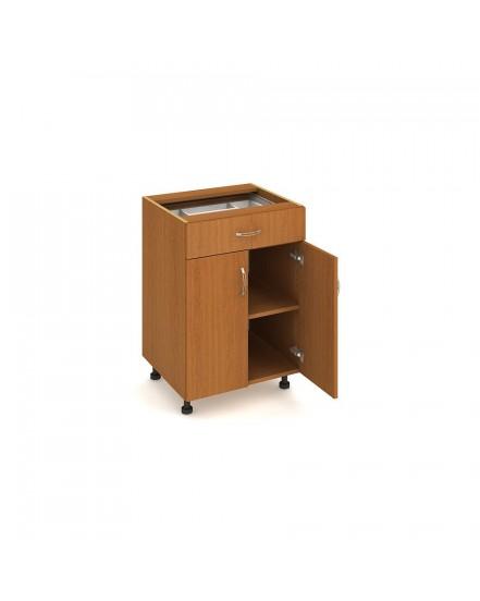 kuchyn spodni dverova 1zas 60cm - Delso - dětský, kancelářský a bytový nábytek