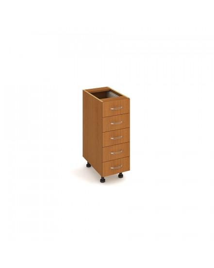 kuchyn spodni dverova 5zas 30cm - Delso - dětský, kancelářský a bytový nábytek