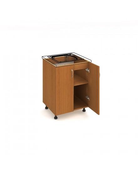 kuchyn spodni dverova drez 60cm - Delso - dětský, kancelářský a bytový nábytek