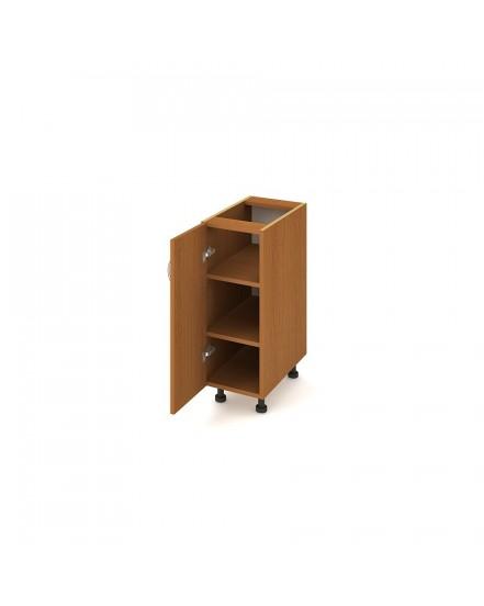 kuchyn spodni dverova leva 30cm - Delso - dětský, kancelářský a bytový nábytek