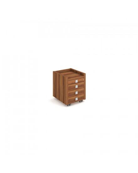 mobilni kontejner tuzkovnice zasuvka 3x 1 - Delso - dětský, kancelářský a bytový nábytek