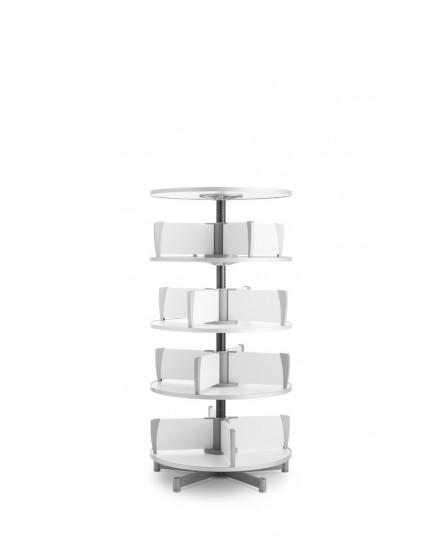 multifile otocny kancelarsky stojan - Delso - dětský, kancelářský a bytový nábytek