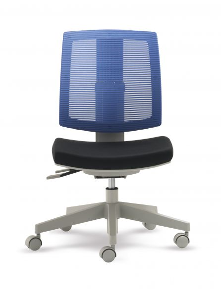 myflexo modra - Delso - dětský, kancelářský a bytový nábytek