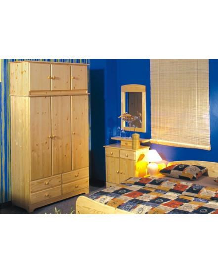 nastavec k satni skrini natali - Delso - dětský, kancelářský a bytový nábytek