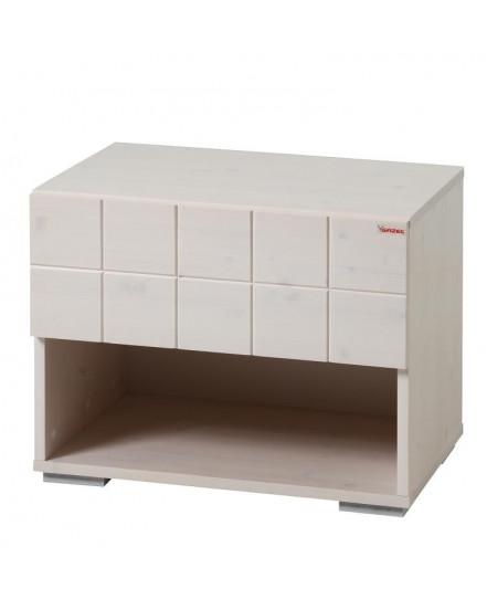 nocni stole hanny - Delso - dětský, kancelářský a bytový nábytek