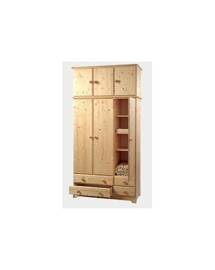 nstavec k satni skrini dona iii - Delso - dětský, kancelářský a bytový nábytek