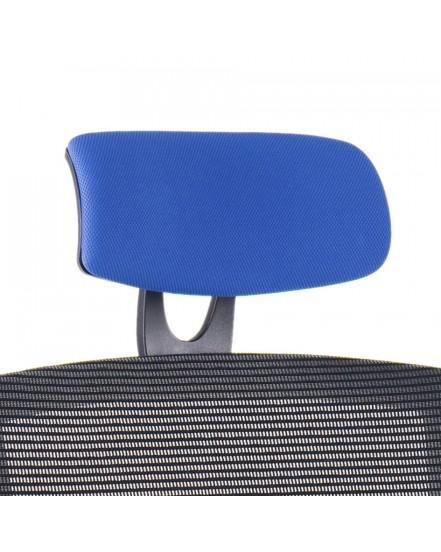 podhlavnik 2621 modra - Delso - dětský, kancelářský a bytový nábytek