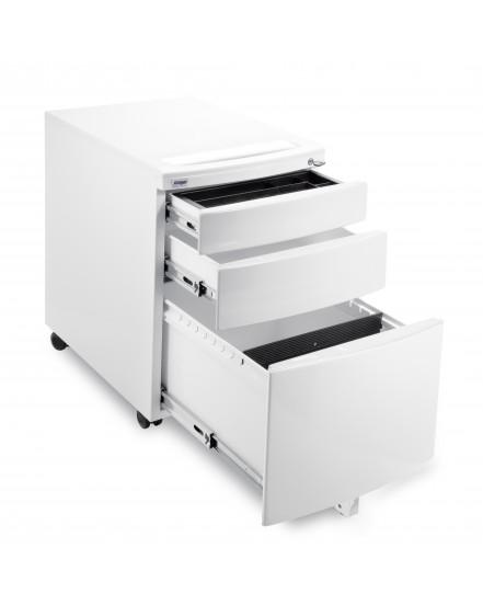 pojizdny kontejner se zamkem 1 - Delso - dětský, kancelářský a bytový nábytek