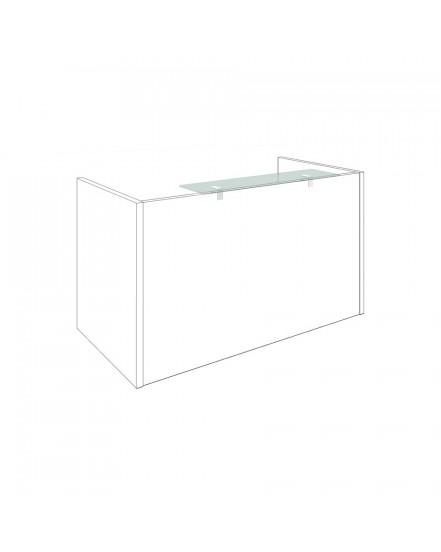 police sklo - Delso - dětský, kancelářský a bytový nábytek