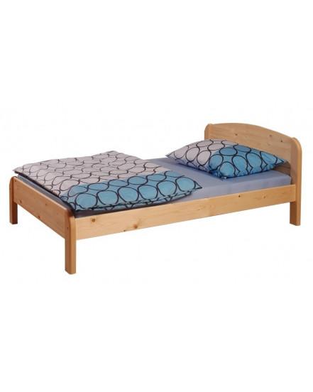 postel berghen n - Delso - dětský, kancelářský a bytový nábytek
