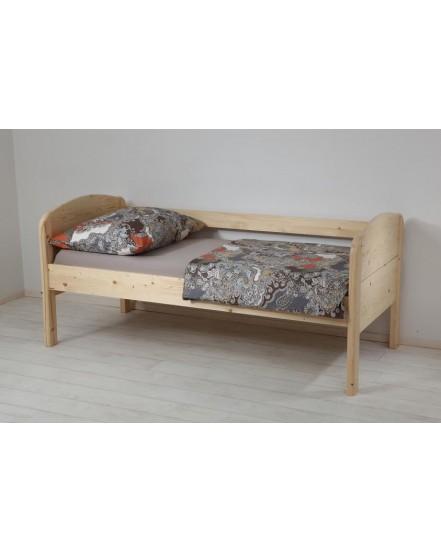 postel berghen pecovatelska - Delso - dětský, kancelářský a bytový nábytek