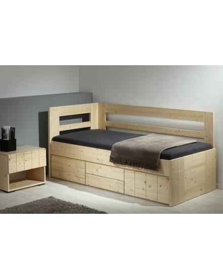 postel hanny ii - Delso - dětský, kancelářský a bytový nábytek