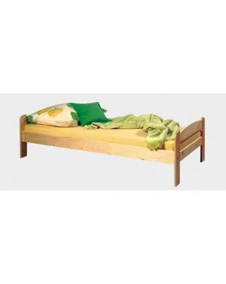 postel lars - Delso - dětský, kancelářský a bytový nábytek