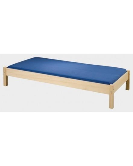 postel molly - Delso - dětský, kancelářský a bytový nábytek