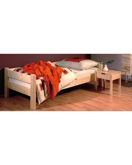 postel sendy - Delso - dětský, kancelářský a bytový nábytek