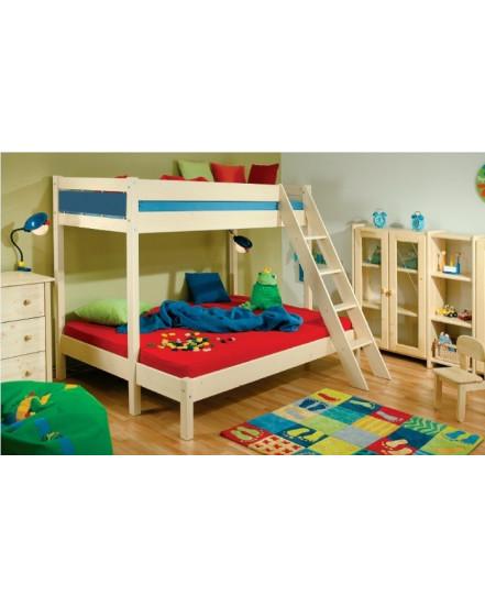 postel terry etazova - Delso - dětský, kancelářský a bytový nábytek