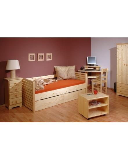 postel thomas i - Delso - dětský, kancelářský a bytový nábytek