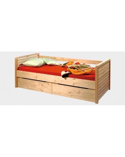 postel thomas ii - Delso - dětský, kancelářský a bytový nábytek