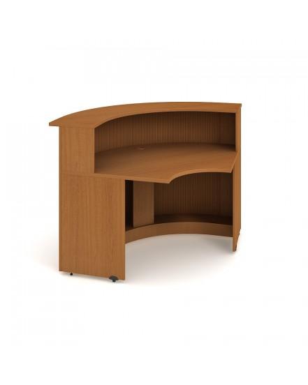recepce oblouk stredova 90st - Delso - dětský, kancelářský a bytový nábytek
