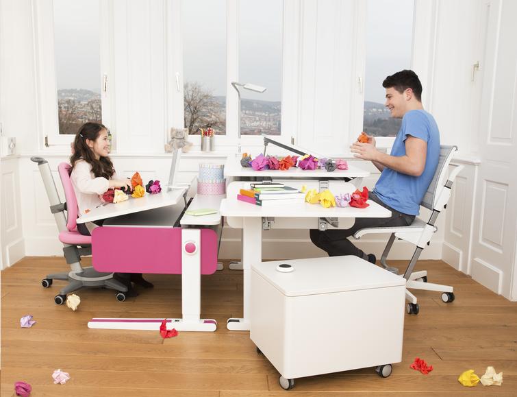 rostouci nabytek Moll - Delso - dětský, kancelářský a bytový nábytek