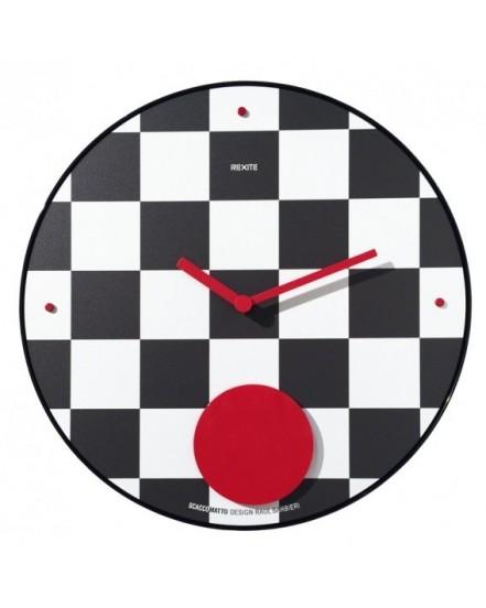 scaccomatto designove hodiny - Delso - dětský, kancelářský a bytový nábytek