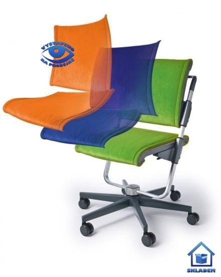 scooter potah sedaku zidle - Delso - dětský, kancelářský a bytový nábytek